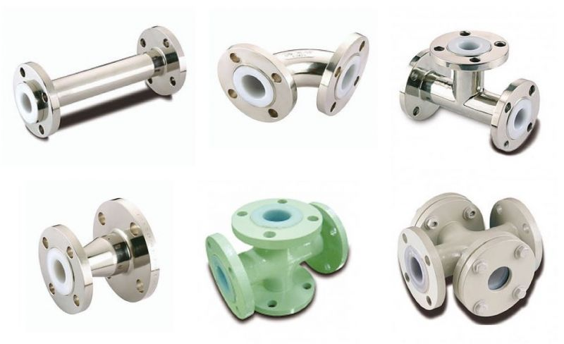 PFA Lined Pipes & Fittings