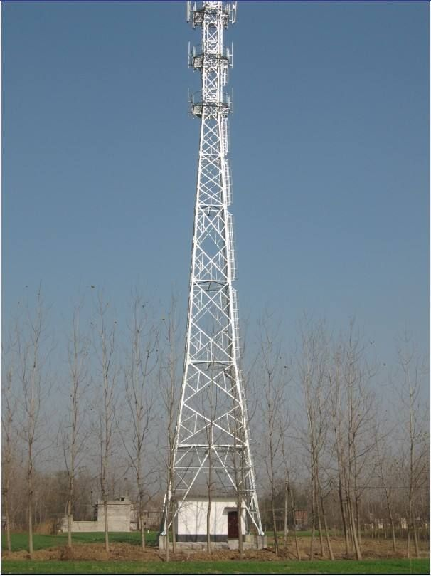 Microwave tower