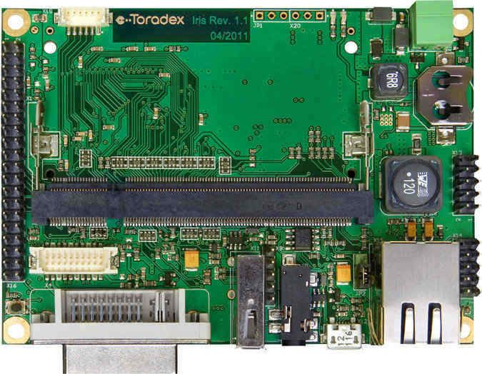 Carrier Boards - ARM Development Boards - Evaluation Boards