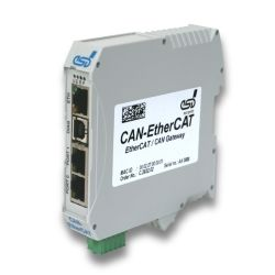 EtherCAT®-CAN Gateway (CAN-EtherCAT)