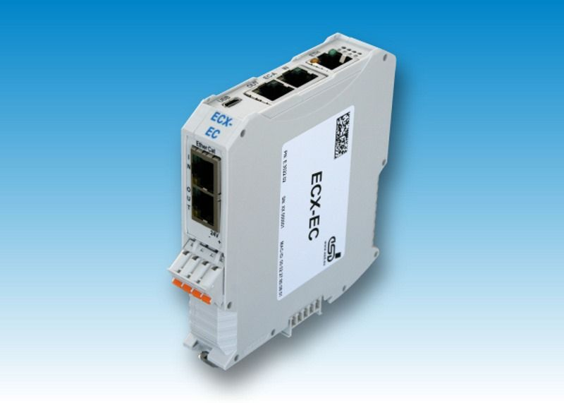 ECX-EC - EtherCAT® Bridge