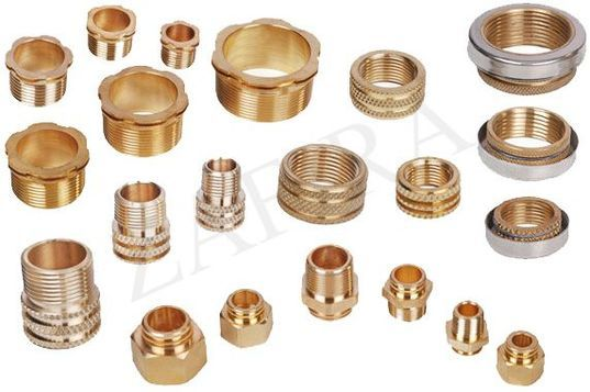 Inserts For Pipe Fittings
