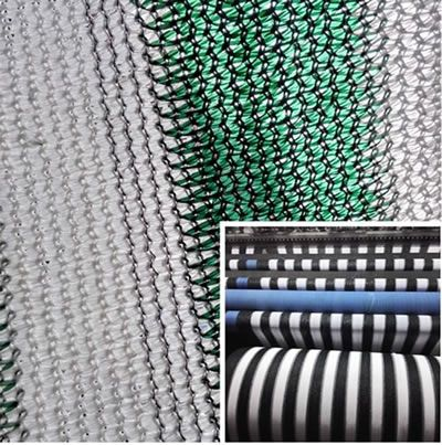 Plastic or Polyester Knitted Shade