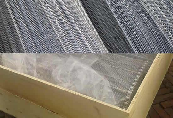 Mild Steel And Carbon Steel Conveyor Belt
