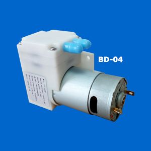 Max 18L/min 3.5 bar Electric DC micro diaphragm pump