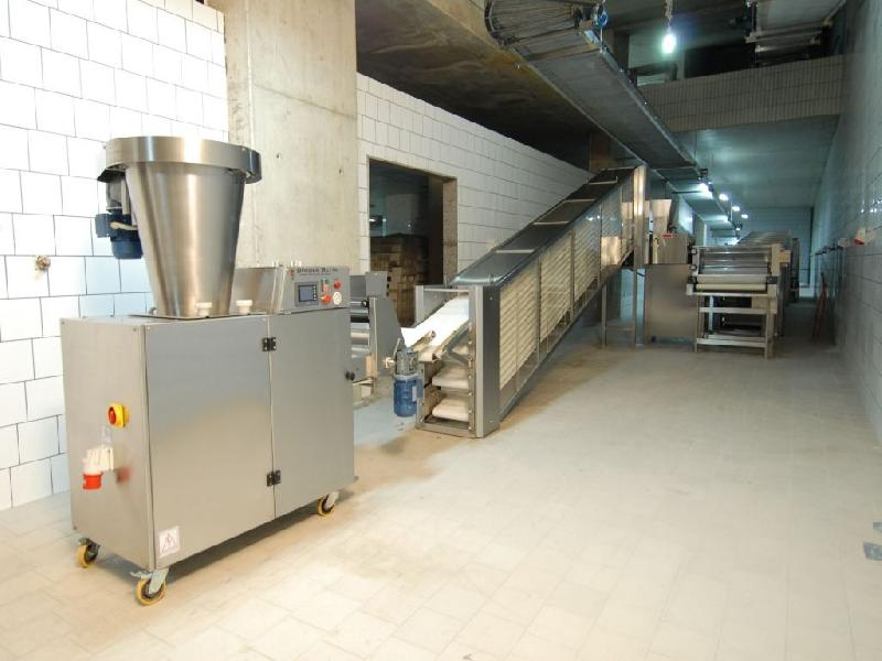 arabic bread automatic line