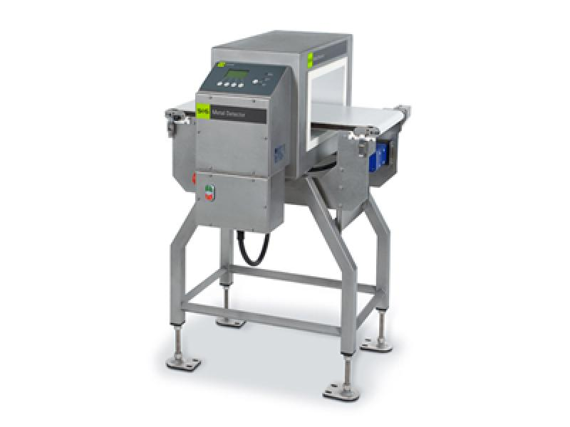 ECOLINE-D Metal detection system with conveyor (dry area applications)