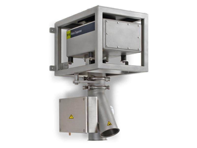 Rapid 5000 - Metal separator for free-fall applications