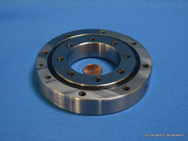 CRBH258AUU rotary table crossed roller bearing