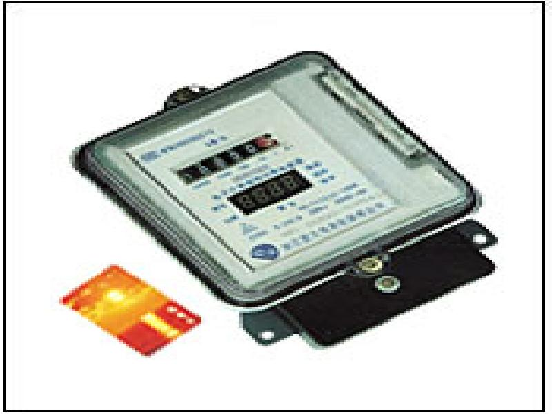single,three phase electronic prepaid kwh electricity meter